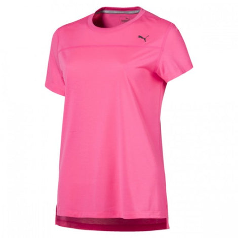 Puma Womens Short Sleeve Knockout Tee