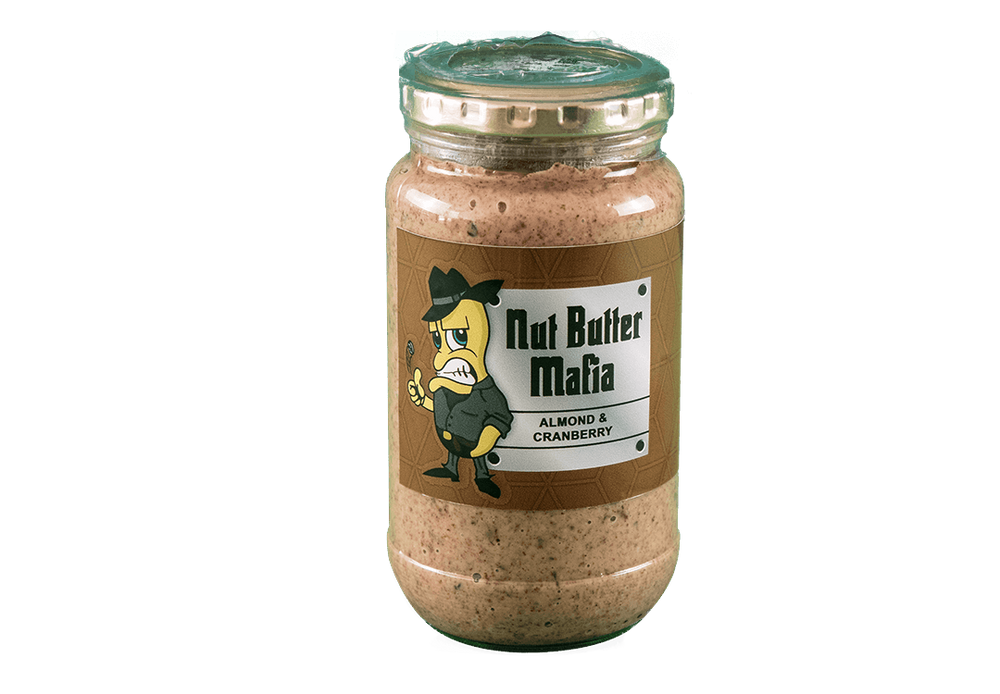 Nut Butter Mafia Almond & Cranberry Butter