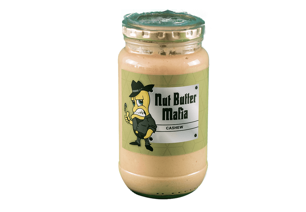 Nut Butter Mafia Cashew Butter