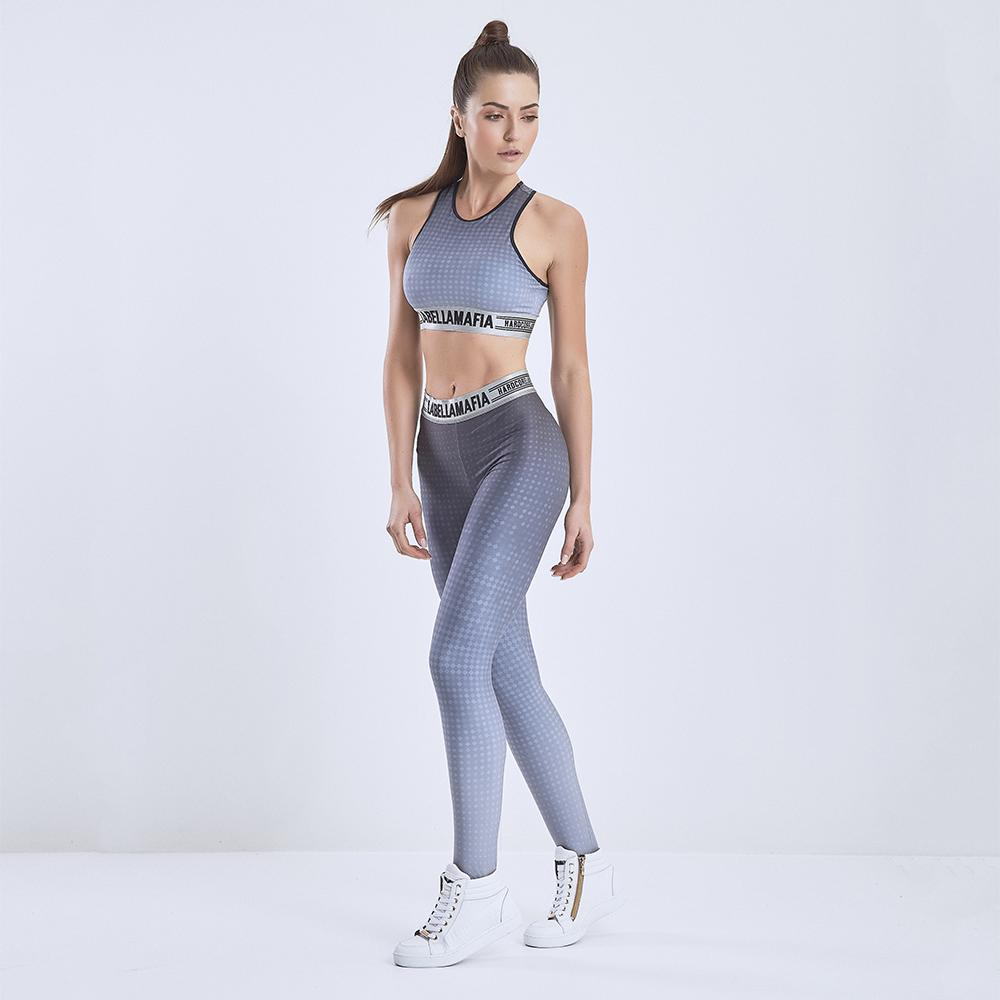 LabelllaMafia Fitness Basic Printed Set