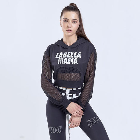 LabelllaMafia Womens Warrior Sweatshirt