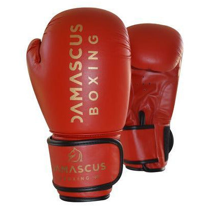 Damascus Fitness Synthetic Leather Boxing Glove 8oz