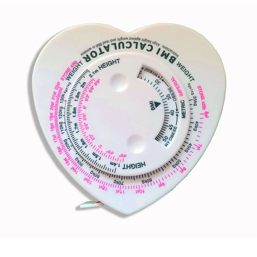Fitness Freakz BMI Tape Measure