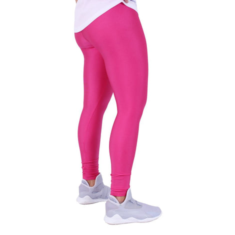 Planet Fitness Womens High Waist Lightweight Legging Shine