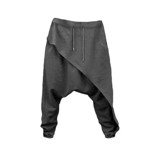 Baggy Draped Joggers - BLVCKOUT Apparel