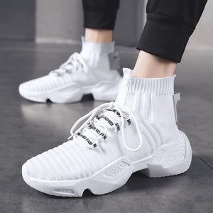 Lightweight Tech Style Street Shoes