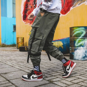 Accented Loosfit Joggers