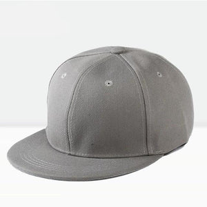 Flat Fitted Cap