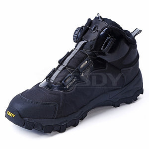 Tactical Ankle Boots - BLVCKOUT Apparel