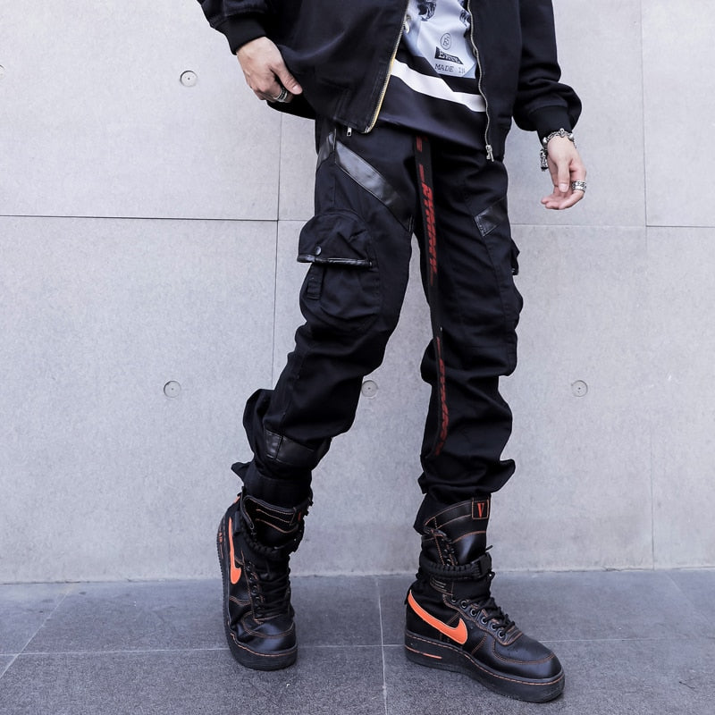 Styled Cargo Pants - BLVCKOUT Apparel