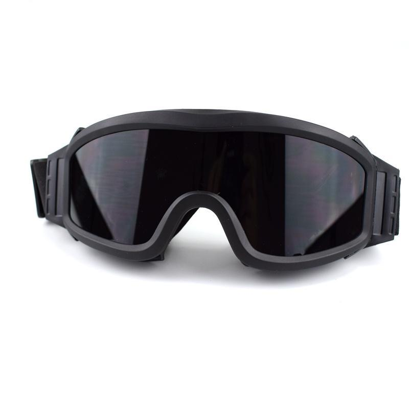 Tactical Protective Goggles - BLVCKOUT Apparel