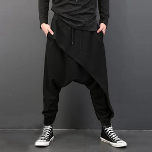 Baggy Draped Joggers