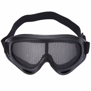 Metal Mesh Goggles - BLVCKOUT Apparel