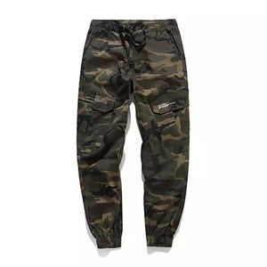 Tapered Cargos - BLVCKOUT Apparel