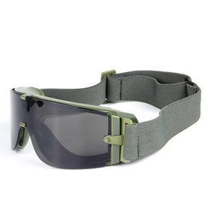 X800 Tactical Goggles - BLVCKOUT Apparel