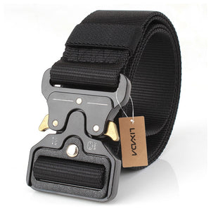 Lixada Adjustable Tactical Belt - BLVCKOUT Apparel