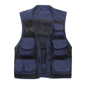 Breathable Waterproof Tactical Vest - BLVCKOUT Apparel