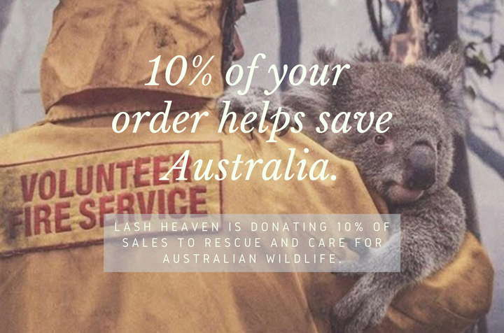 10% of Sales to Save Australia