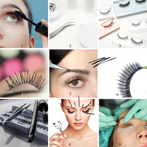 Woman's Lash Journey