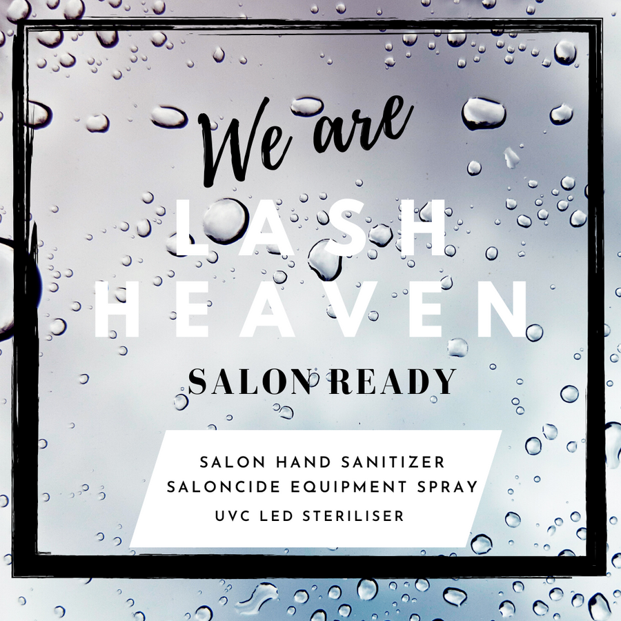 Salon Ready 2 Poster | INSTAGRAM - Lash Heaven