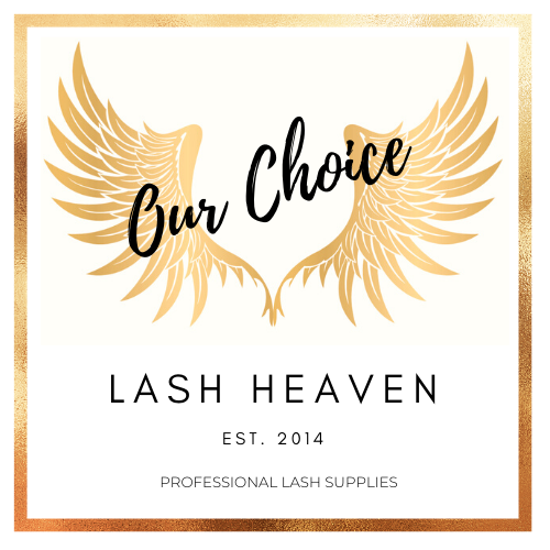 Our Choice Logo | INSTAGRAM - Lash Heaven