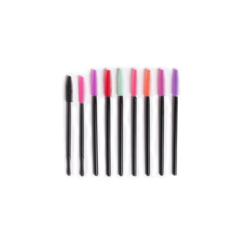 Disposable Silicon Brushes 50pcs (Various Colours) - Lash Heaven