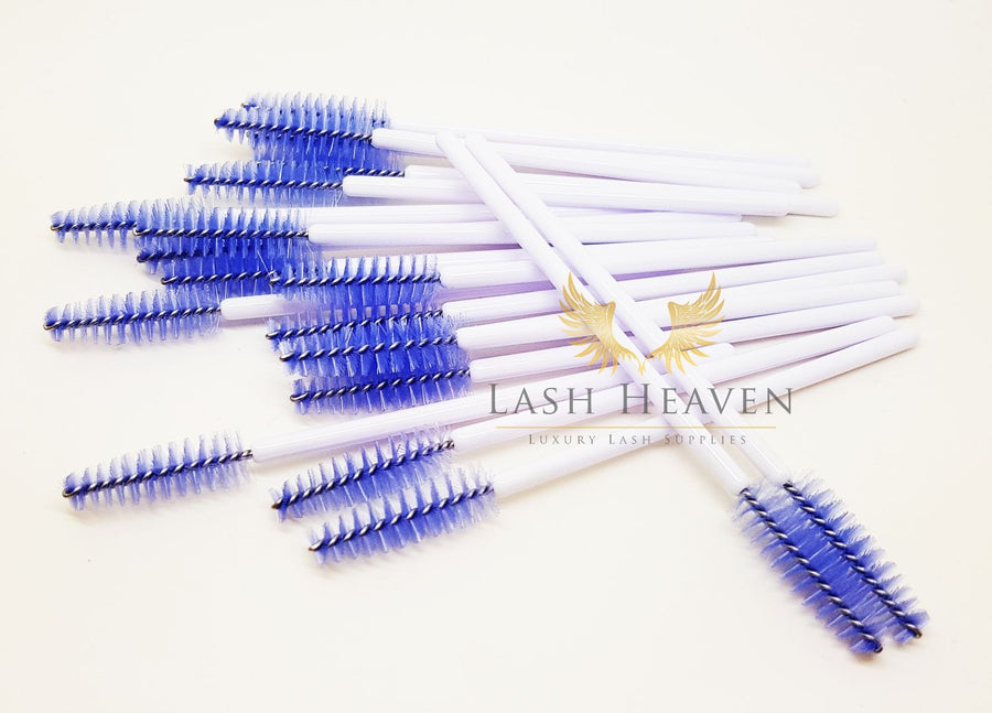 Disposable Mascara Brushes 50pcs - Lash Heaven