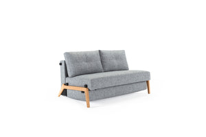 Cubed Sofa Wood