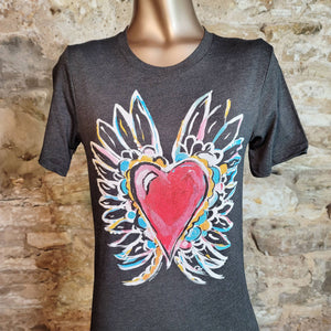 Callie's Heart T-Shirt - TPTX17
