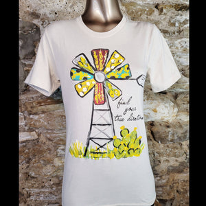 Callie's Windmill T-Shirt - TPTX7