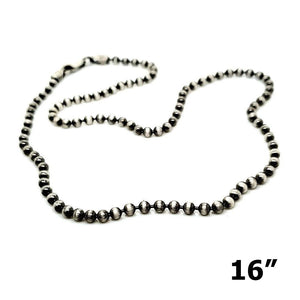 "(N) 16"" Sterling Chain - NECK241-16"""