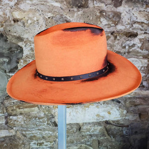 Orange Crusher Hat - HCH2