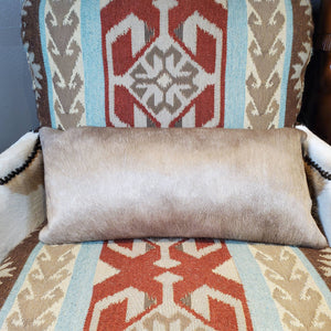 Small Taupe Lumbar Pillow - PCH13-B