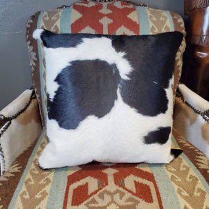 Square Black & White Pillow - PCH1-A