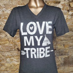 TPTT17 T-shirt Love My Tribe
