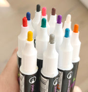 Acrylic Paint Markers and Stackable Rocks Set. - ROCA Toys
