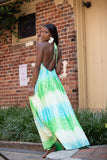 The Tranquil Maxi Dress