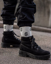 Money Socks - Gray