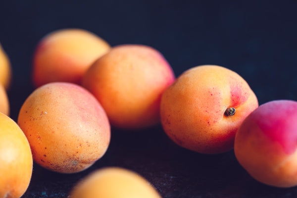 Bonfire Peaches for Summer