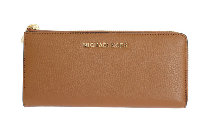 Brown BEDFORD Leather Wallet