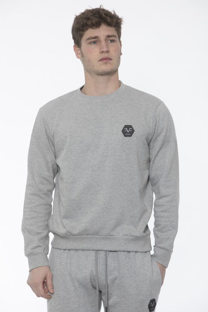 Grich Lt Grey Sweater