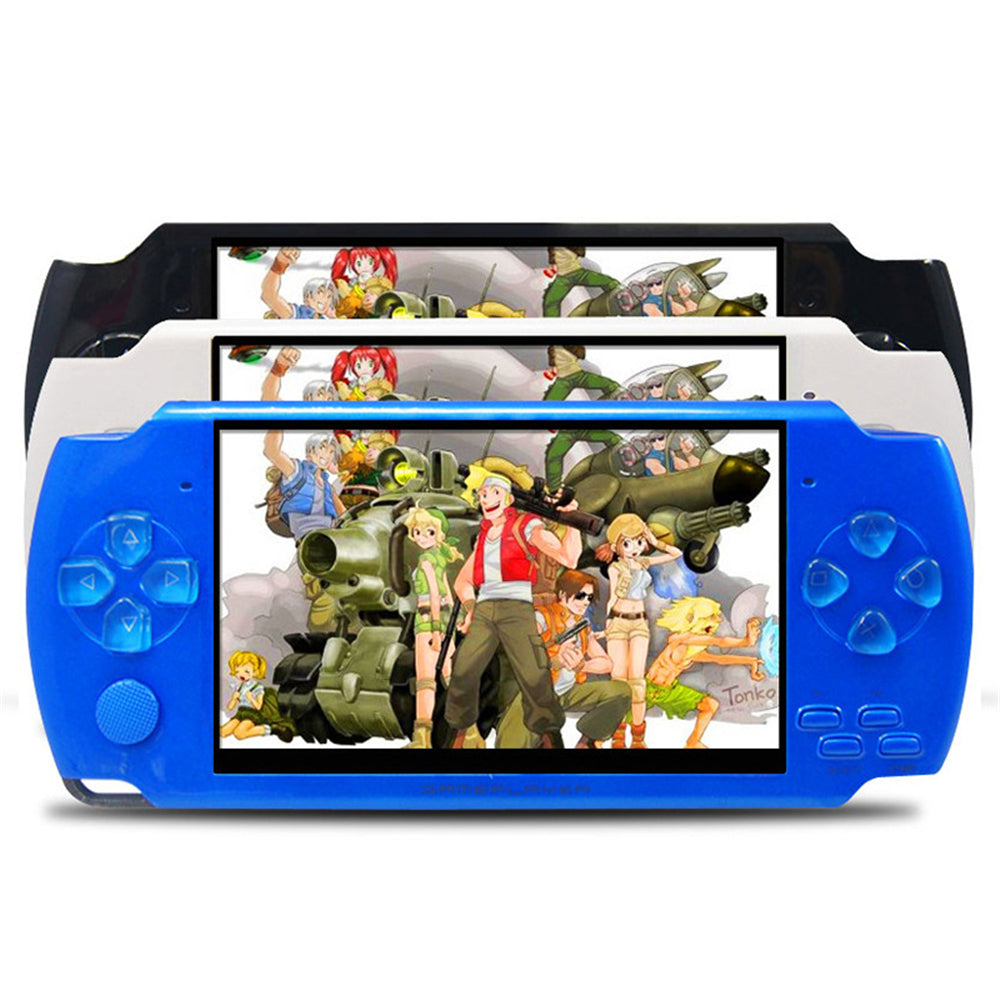 42d04bfebf9 Portable Handheld Game Player Retro Video Game Console 4.3 Inch Screen TV  OUT Gaming Player For ...
