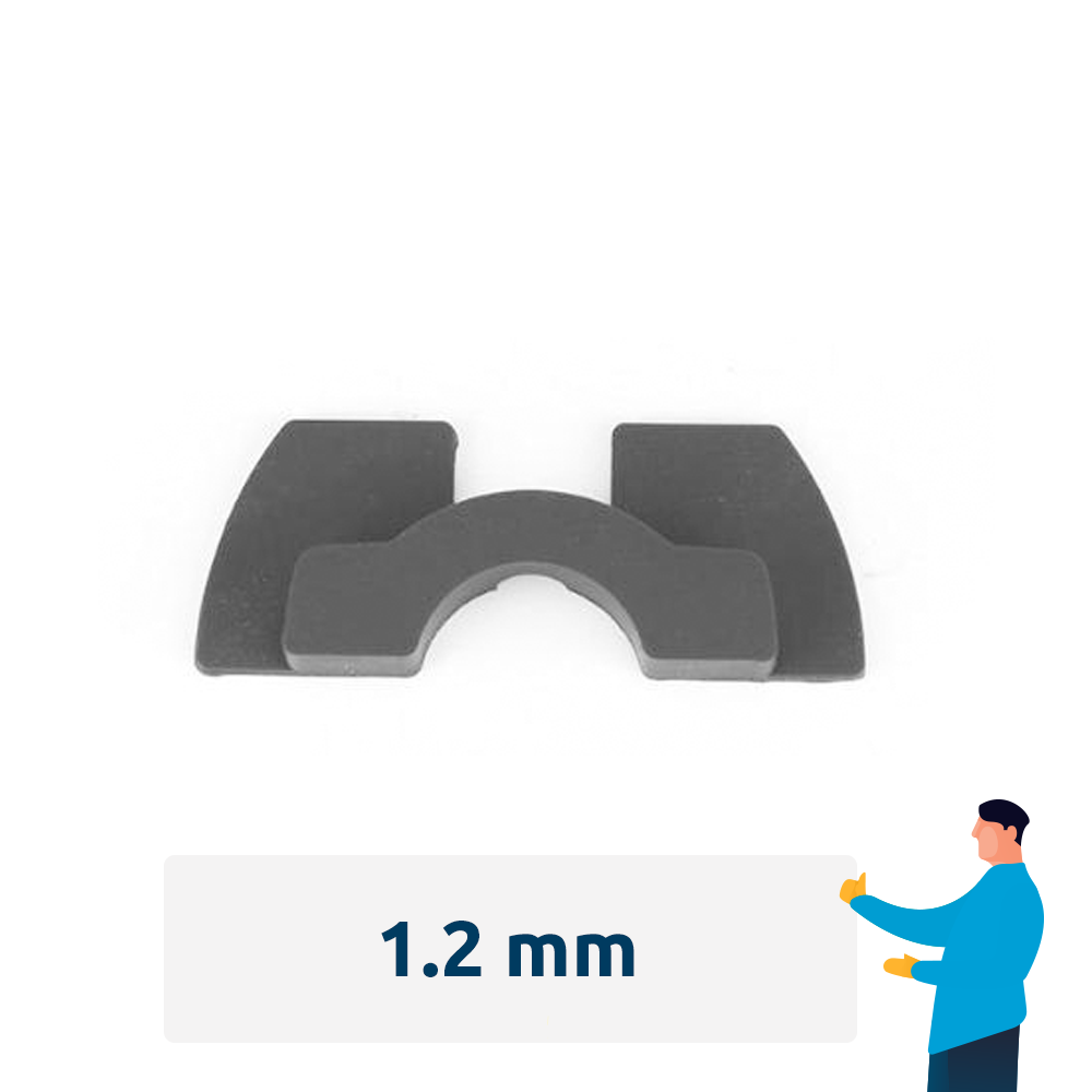 Rubber Spacer Vibration Dampers for Xiaomi Mijia M365