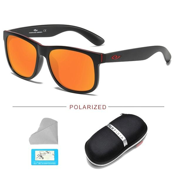 Polarized Sunglasses Men/'s Driving Glasses Outdoor Sports UV400 Fashion Eyewear