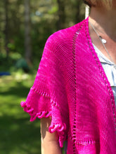 Load image into Gallery viewer, Birthday Girl Shawl