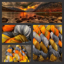 Load image into Gallery viewer, Hand Dyed Yarn