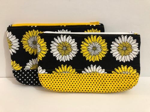 Black & Yellow Sunflowers