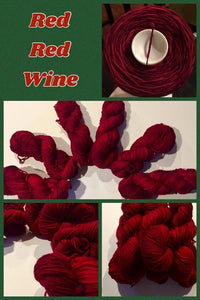 Red Red Wine sock