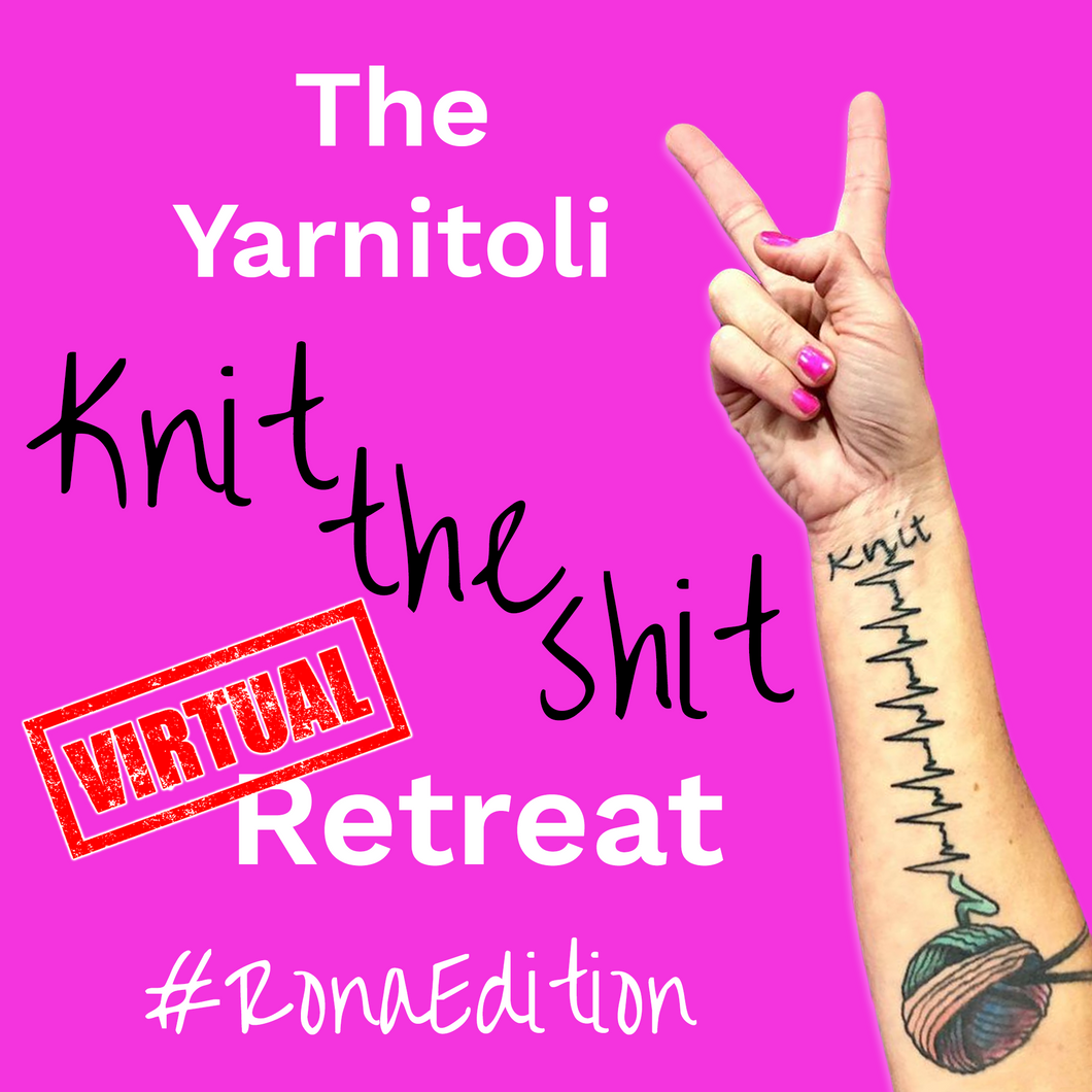 Yarnitoli Over the Pond Virtual Retreat