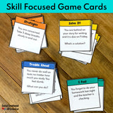 Small Group Game for Self Regulation: Feelings, Coping Skills, Problem Solving